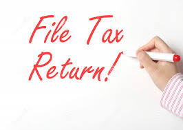 file tax return